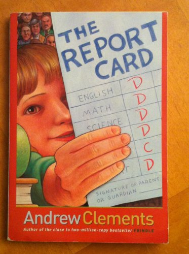 9780439906692: The Report Card