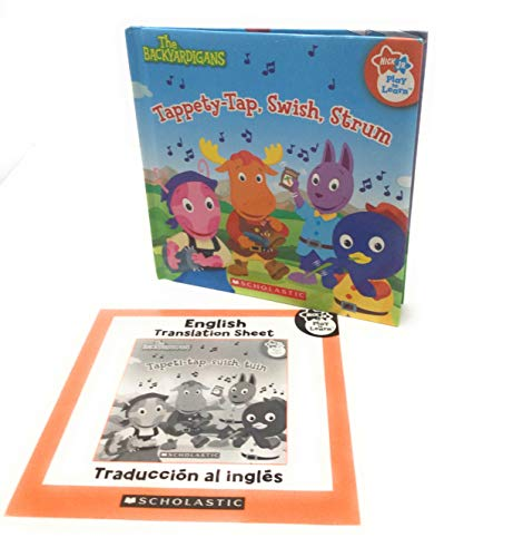 9780439907026: The Backyardigans Tappety-Tap, Swish, Strum
