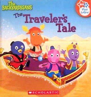 The Backyardigans the Traveler's Tale