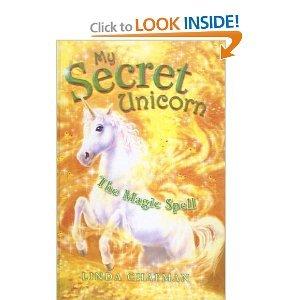 9780439907354: The Magic Spell (My Secret Unicorn)