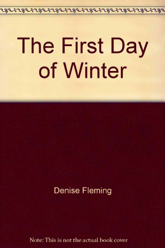 9780439908788: The First Day of Winter