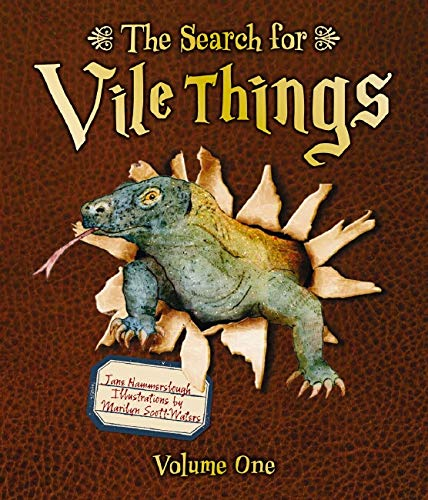 9780439908887: 1: The Search for Vile Things: Volume One