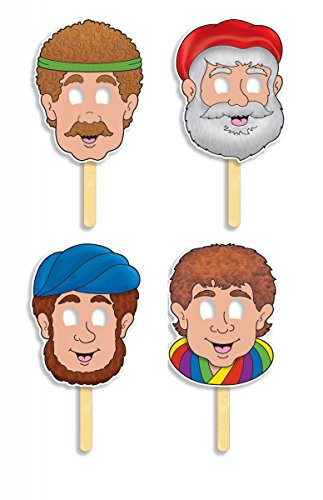 9780439912600: Joseph and the Coat of Many Colors! Bible Character Masks