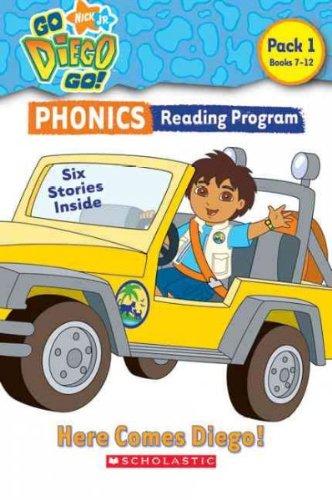 9780439913102: Go, Diego, Go! Phonics Reading Program: Here Comes Diego!: Books 7-12