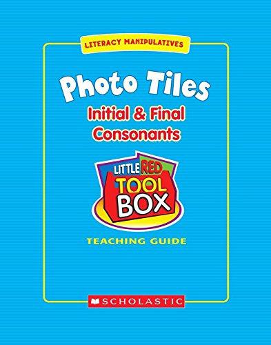 9780439914239: Little Red Tool Box: Photo Tiles: Initial & Final Consonants