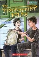 9780439914512: The Fingerprint Files