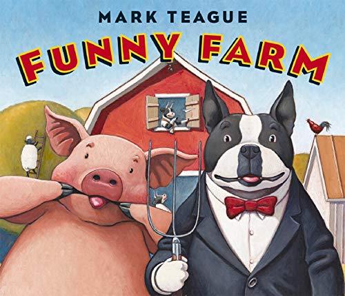 9780439914994: Funny Farm