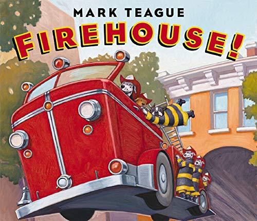 9780439915007: Firehouse!