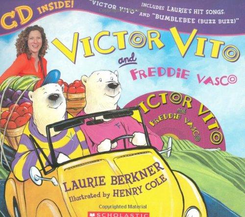 9780439915298: Victor Vito And Freddie Vasco