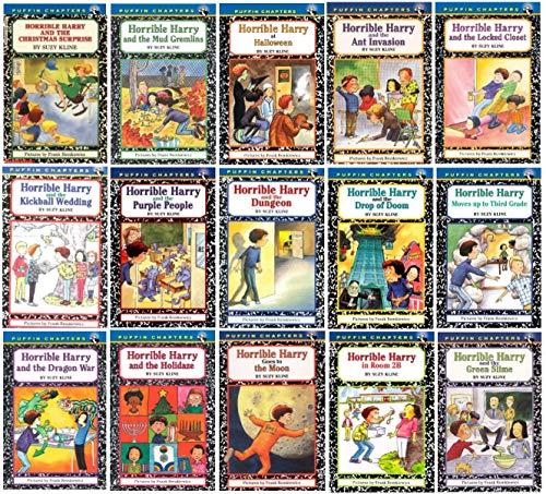 9780439915557: Horrible Harry Fifteen Megapack (Books 1-15)