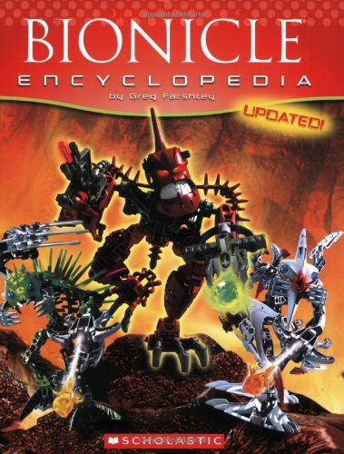 9780439916400: Bionicle Encyclopedia