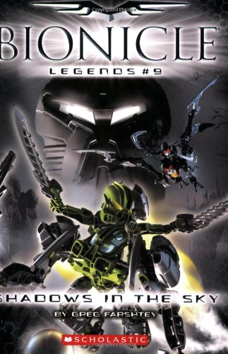 9780439916417: Bionicle Legends #9: Shadows in the Sky