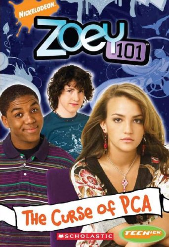 9780439916486: Zoey 101: The Curse of PCA (Teenick)