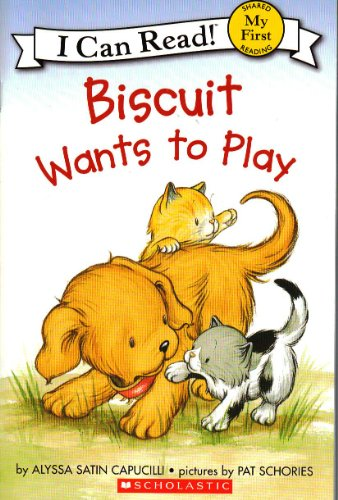 9780439917643: Biscuit Wants to Play (I Can Read)