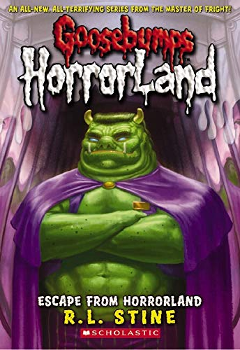 9780439918794: Escape From Horrorland (Goosebumps Horrorland #11)