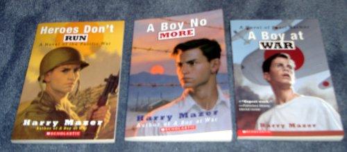 9780439921534: Boy At War Pack (Vols. 1-3)