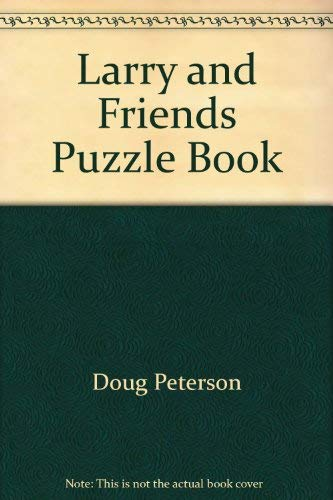 9780439921893: Larry and Friends Puzzle Book