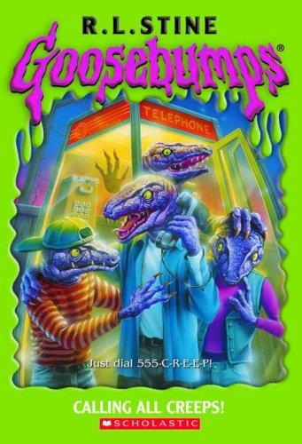 9780439922210: Goosebumps #50: Calling All Creeps!
