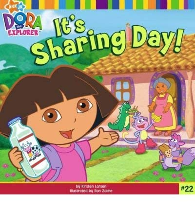 9780439922371: It's a Sharing Day (Dora the Explorer)