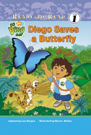 9780439922388: Diego Saves a Butterfly (Level 1) (Level 1)