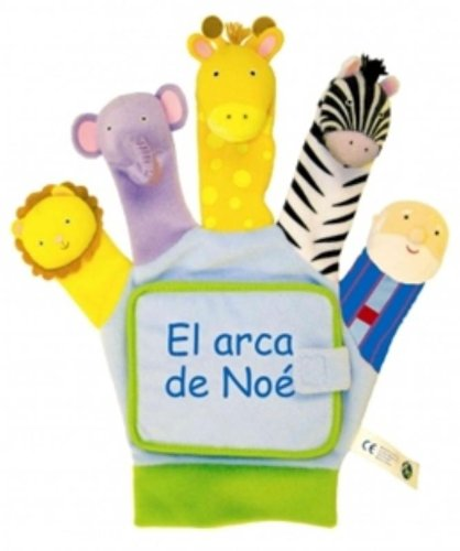 9780439922746: Noah's Ark: (sp) a Hand Puppet Board Book (Spanish Edition)