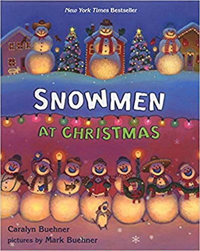 9780439923767: Snowmen at Christmas