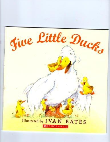 9780439924078: Five Little Ducks