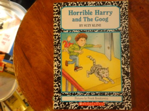 9780439924467: Horrible Harry and the Goog