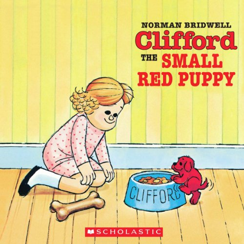 9780439924924: Clifford The Small Red Puppy with cd