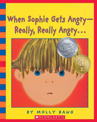 9780439924931: When Sophie Gets Angry--Really, Really Angry... - Audio