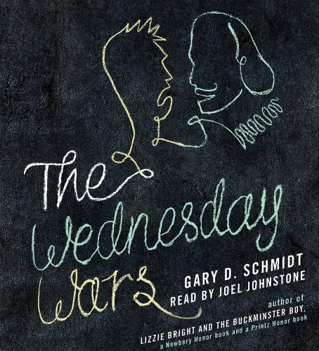 The Wednesday Wars - Audio (0439925010) by Gary Schmidt; Gary D. Schmidt