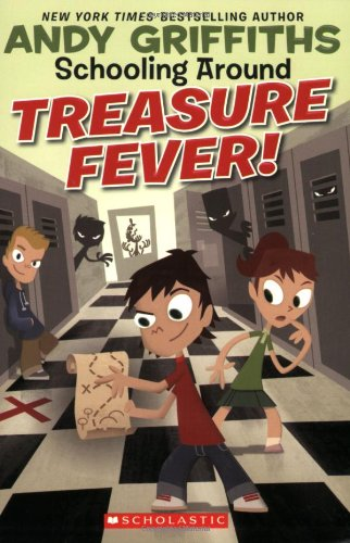 9780439926171: Treasure Fever! (Schooling Around)