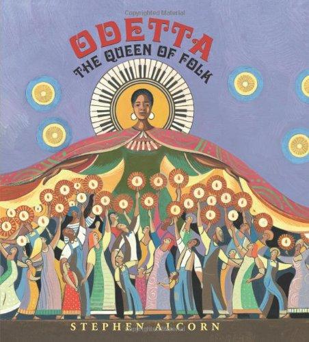 9780439928182: Odetta: The Queen of Folk