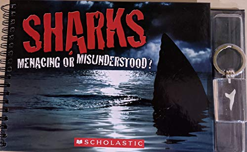 Sharks: Menacing or Misunderstood? (043992829X) by Heather Dakota