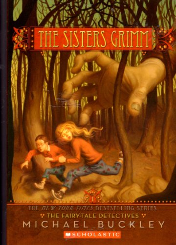 9780439928762: The Fairy Tale Detectives (The Sisters Grimm #1)