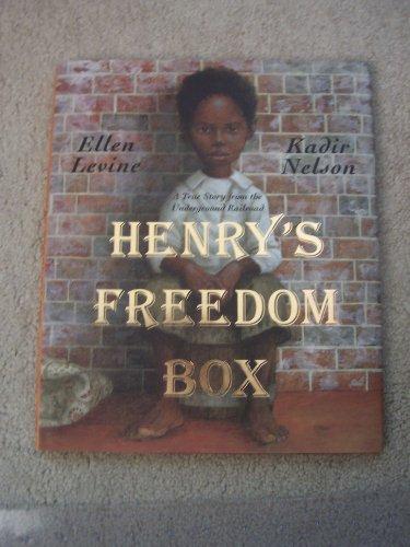 9780439928786: [(Henry's Freedom Box )] [Author: Ellen Levine] [Jan-2007]