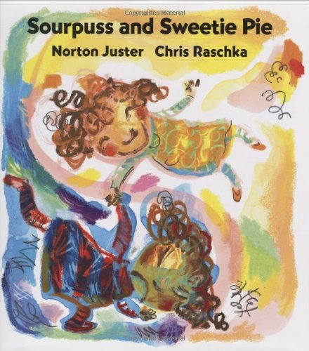 Sourpuss and Sweetie Pie.: JUSTER, Norton.