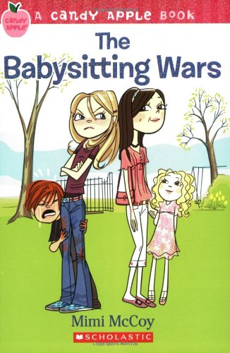 9780439929547: The Babysitting Wars (Candy Apple)