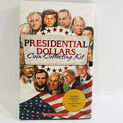 9780439930130: Presidential Dollars Coin Collecting Kit