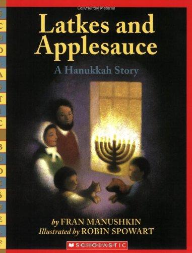 9780439930482: Hannukah Story (Latkes And Applesauce)
