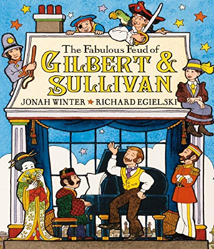 Fabulous Feud Of Gilbert And Sullivan, The (Signed by author): Winter, JonahThe