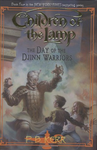 9780439932141: The Day of the Djinn Warriors (Children of the Lamp #4)