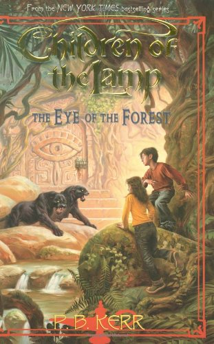 9780439932158: The Eye of the Forest (Children of the Lamp)