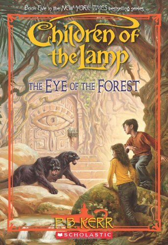 9780439932172: The Eye of the Forest (Children of the Lamp)