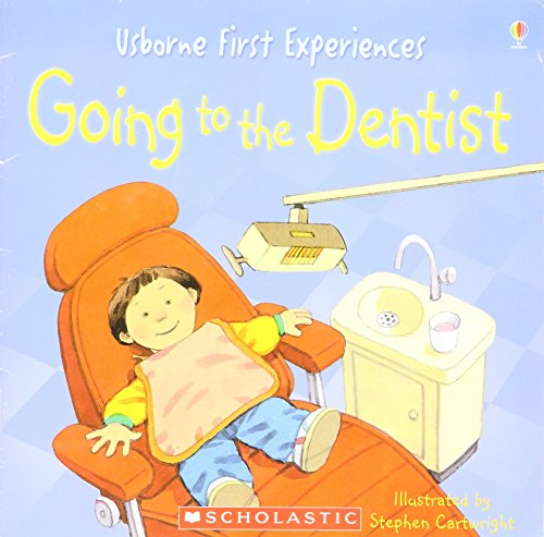 9780439932547: Going to the Dentist (Usborne First Experiences)