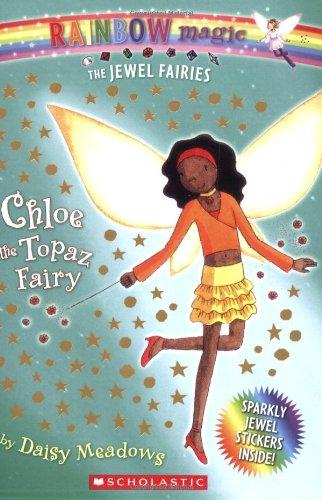 JEWEL FAIRIES #4 CHLOE THE TOPAZ FAIRY