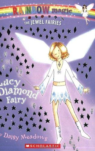 9780439935340: Lucy: The Diamond Fairy (Rainbow Magic: The Jewel Fairies, No. 7)
