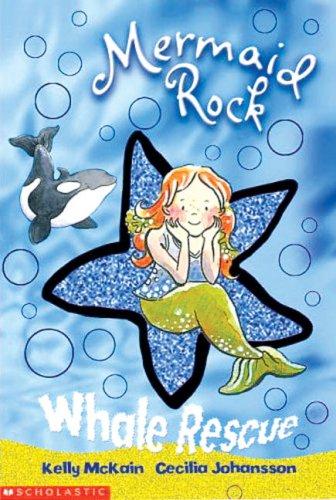 9780439935395: Whale Rescue (Mermaid Rock)