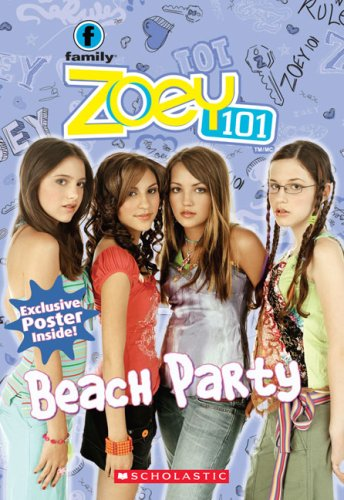 9780439936422: Zoey 101 #4 Beach Party
