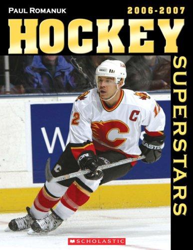 9780439938464: Hockey Superstars 2006-2007